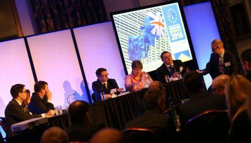 Neil Warwick on Journal EU panel